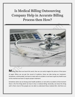 Best the Insurance Billing Services in California