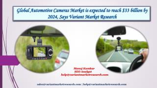 Automotive Cameras Market