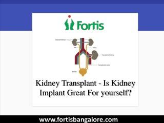 Kidney Transplant Hospital: The Information or Physician Understands Best?