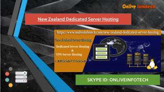 Cost Effective Dedicated Server Hosting in New Zealand