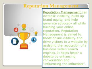 Digital CUSP | Analysis & Optimization for Reputation Management of Online Business Promotion at Knoxville TN