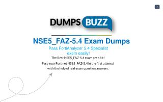 Fortinet NSE5_FAZ-5.4 Dumps Download NSE5_FAZ-5.4 practice exam questions for Successfully Studying