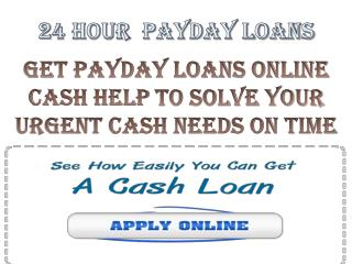 Bad Credit Payday Loans- Get Online Payday Loans Help To Complete Small Cash Needs