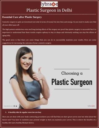 Plastic Surgeon in Delhi - Lybrate