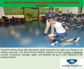 Grab The Opportunity To Train Under Experienced Personal Trainer Thornhill