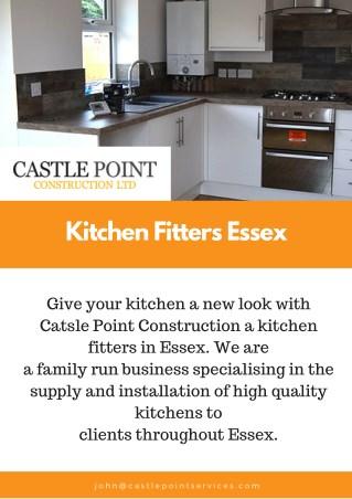 Kitchen Fitters Essex
