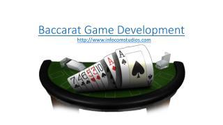 Baccarat game development
