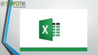Choose us for Advanced Excel Training