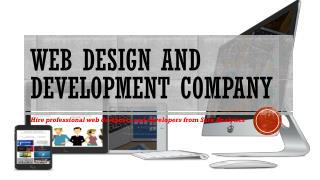Best Web Design and Development Company in USA