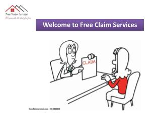 Claim Services in uk | Online Claim