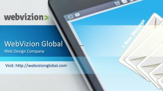 WebVizion Global - Website Design and SEO in New York, Toronto, London