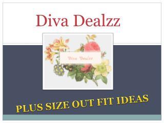 Trendy Plus Size Outfit Ideas for women  Diva Dealzz