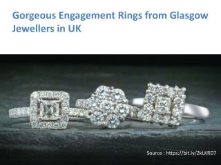 Yellow Diamond Engagement Ring from Glasgow Jewellers in UK - PPT : slideserve