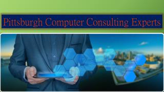 Pittsburgh Computer Consulting Experts