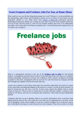 Benefits and Drawbacks of Professional Freelancing Online Recruitment