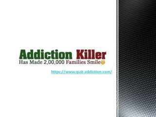My Weed Addiction: A Destruction | Call 1800-270-1279 | Addiction Killer |