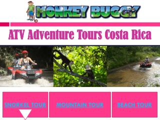 ATV Adventure Tours - Guanacaste Costa Rica