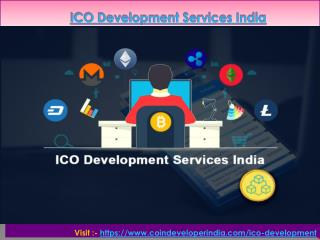 ICO Development Services India
