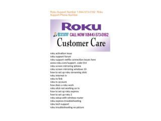 www.Roku.com/link: Most Important Easy Roku Setup Guide 1 844 573 0162