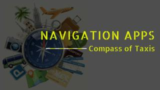 Navigation Apps: Compass of Taxis