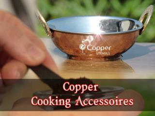 Copper Accessories for Your Kitchen