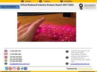 Virtual Keyboard Market Research