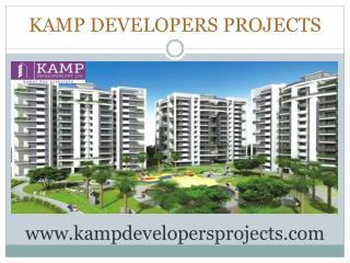 kamp developers projects in Dwarka L Zone is best among others