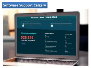 Software Support Calgary