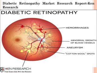 Diabetic Retinopathy Market Size, Diabetic Retinopathy Market Future Outlook-Ken Research