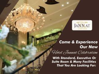 Best Hotel wih royal room-Jannat Hotel