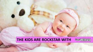 The Kids Are Rockstar With Wholesale Kids Clothing Manufacturer: Alanic Global