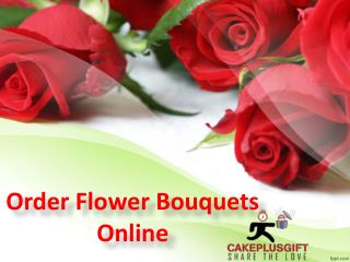 Order Flower Bouquet Hyderabad, Flower Delivery Hyderabad - Cakeplusgift