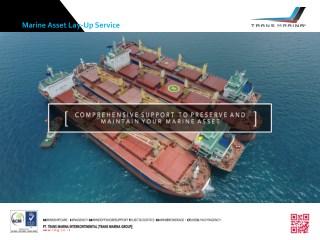 Trans Marina Group - Ship / Rig Lay Up Service