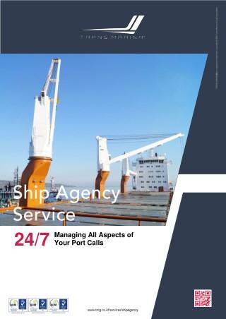 Trans Marina Group - Ship Agency Service