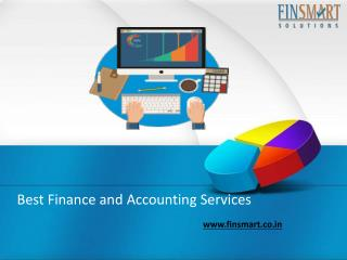 Best Finance and Accounting Services