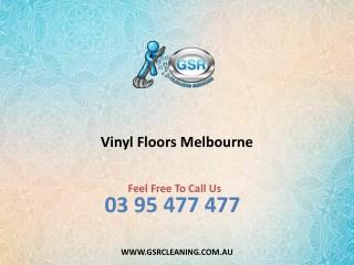 Vinyl Floors Melbourne