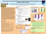 Pulse Yoga and Functional Resistance Training Improves Body Composition, VO2peak  and Mood State in Women      Presented