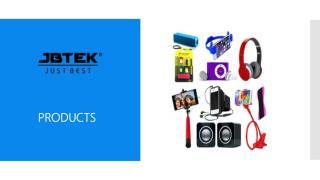 JBTEK Products Detail ppt