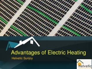 Electric Heating Solutions in Ireland