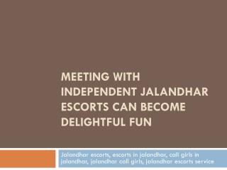 female in Jalandhar High Profile Models
