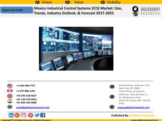 Mexico Industrial Control Systems Market Outlook 2017-2025