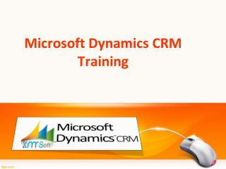 Microsoft Dynamics CRM Training Institute in Hyderabad, Microsoft Dynamics CRM training centers in Hyderabad – KMRsoft