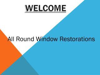 Avail Window Restoration Service in Boronia