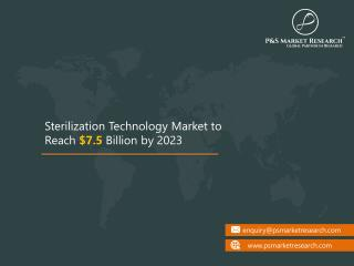 Sterilization Technology Market Global Industry Analysis and Growth Opportunity