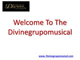 Divine Grupo Musical- One of best Latin bands for weddings in Los Angeles
