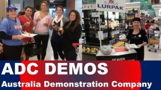 Build Brand Awareness with ADC Demos