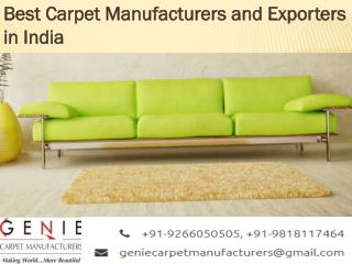 Best Rugs Exporter services provider In Indian Company