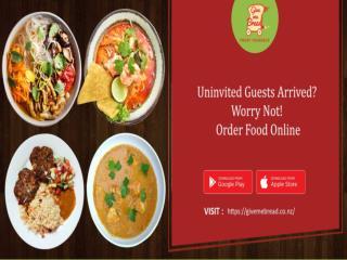 Online Restaurants In Christchurch