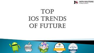 Know More About iOS App Development Trend of 2018