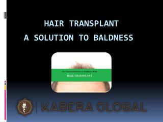Affordable Hair Fall Treatment in Chandigarh